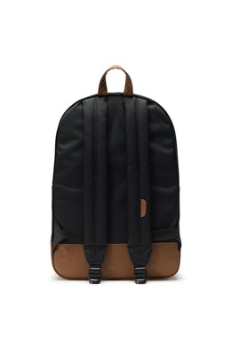 Рюкзак HERSCHEL Heritage Black/Tan Synthetic Leather фото 2
