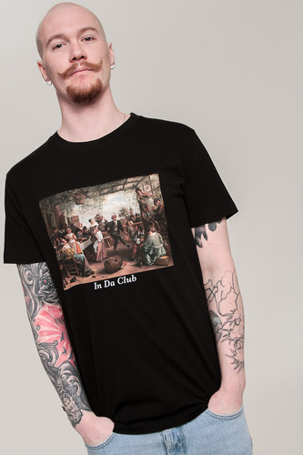 Футболка MISTER TEE Club Tee (Black, 2XL) футболка mister tee embroidered panther tee black s