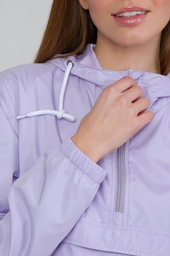 Анорак SKILLS  Tone Anorak Women Purple фото 9