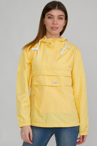Анорак SKILLS  Tone Anorak Women Yellow фото 7