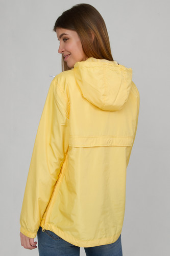 Анорак SKILLS  Tone Anorak Women Yellow фото 8