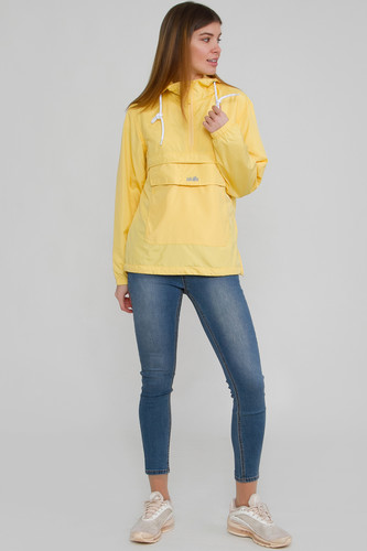 Анорак SKILLS  Tone Anorak Women Yellow фото 9
