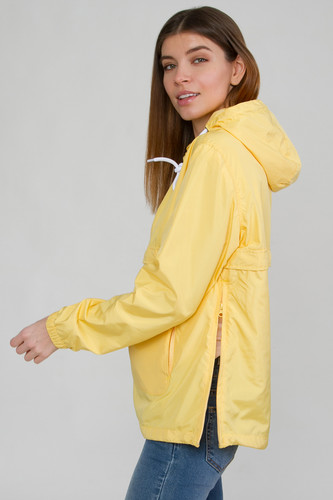 Анорак SKILLS  Tone Anorak Women Yellow фото 11