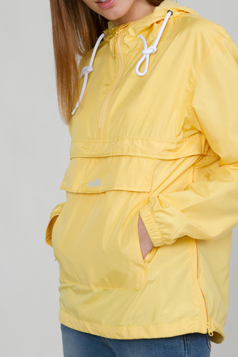 Анорак SKILLS  Tone Anorak Women Yellow фото 12