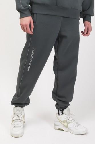 Брюки CODERED Piping Pants 2000 (Серый Городской, XS)