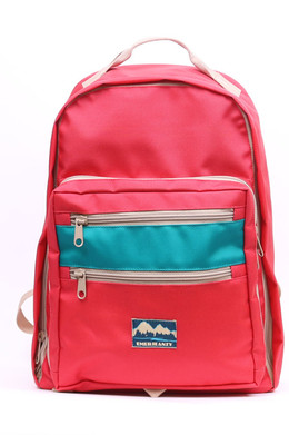 Рюкзак GOSHA OREKHOV Emerjeanzy School bag Лососевый фото