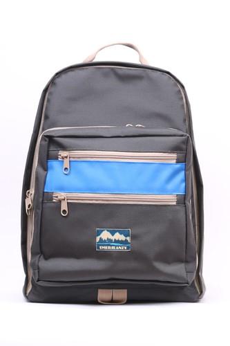 Рюкзак GOSHA OREKHOV Emerjeanzy School bag (Серый) ноутбук