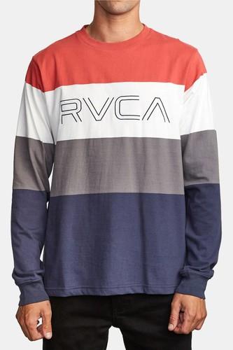 Толстовка RVCA Shifty LS Crew (40, M) футболка rvca rvca rv002ewfcok3
