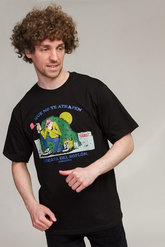 Футболка ANTEATER 419 (Black, 2XLT) футболка anteater 277 разноцветный xs