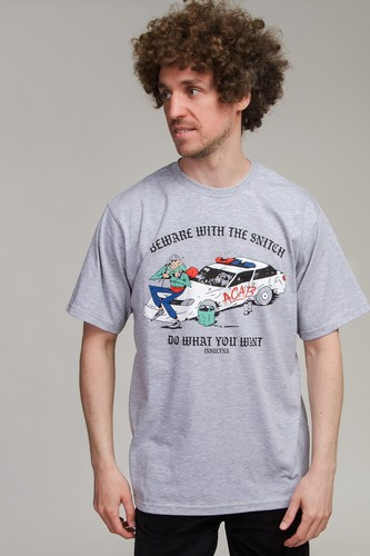 Футболка ANTEATER 418 (Multi, 2XLT) футболка anteater 277 разноцветный xs