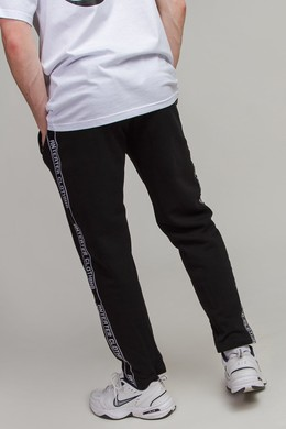 Брюки ANTEATER Sweatpants Stripe Black фото 2