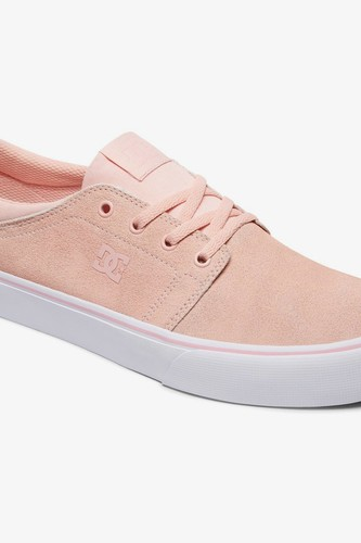 Кеды DC SHOES Trase SD (Light Pink, 37.5)