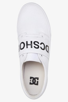 Кеды DC SHOES Trase TX WHITE/BLACK (wbk) фото 2
