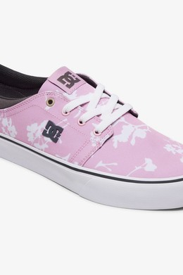 Кеды DC SHOES Trase ADYS300181 PINK MULTI CAMO (mup) фото