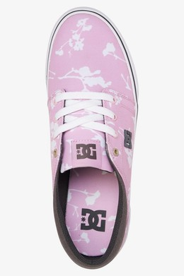 Кеды DC SHOES Trase ADYS300181 PINK MULTI CAMO (mup) фото 2