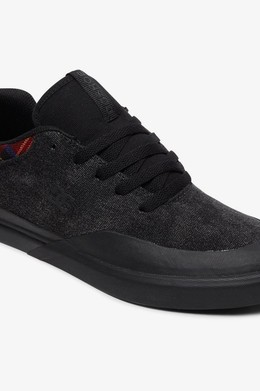 Кеды DC SHOES Infinite TX SE BLACK DENIM (bdm) фото