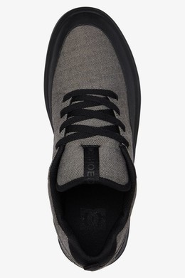 Кеды DC SHOES Infinite TX SE BLACK/BATTLESHIP/BLACK (kbk) фото 2
