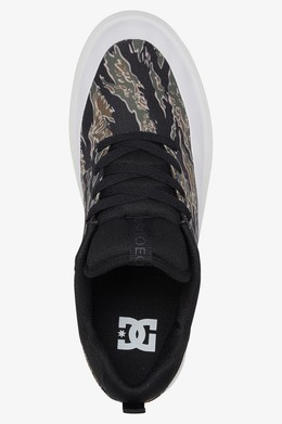 Кеды DC SHOES Infinite TX SE CAMO BLACK (kco) фото 2