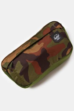 Сумка поясная HERSCHEL Tour Medium Woodland Camo фото