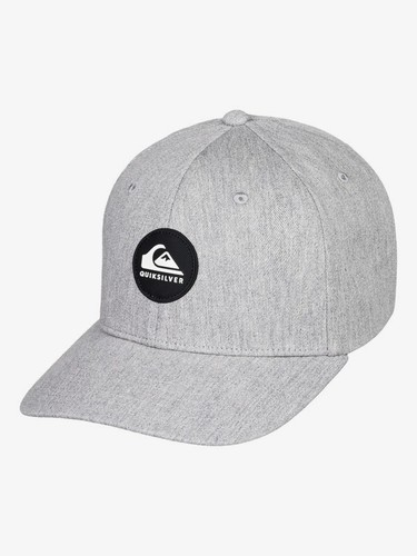 Мужская бейсболка QUIKSILVER Super Unleaded LIGHT GREY HEATHER (sjsh) фото 4