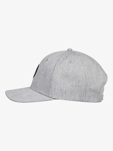 Мужская бейсболка QUIKSILVER Super Unleaded LIGHT GREY HEATHER (sjsh) фото 6