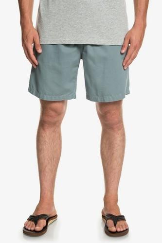 Пляжные шорты QUIKSILVER Brainwashed 18 (STORMY SEA (blh0), L)