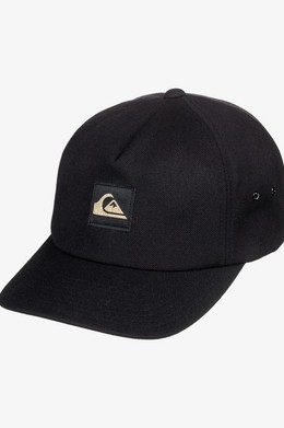 Бейсболка QUIKSILVER 50th Gold BLACK (kvj0) фото