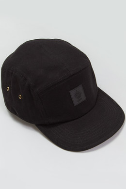 Кепка МЕЧ SS20 Cap Five Panel Logo Black Черный фото