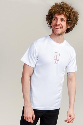 Футболка МЕЧ S19 TS Moscow White (Белый, S) футболка меч s19 w ts moscow женская черный xs