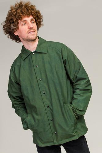 Коуч МЕЧ SS20 Coach Jacket (Зеленый, L)