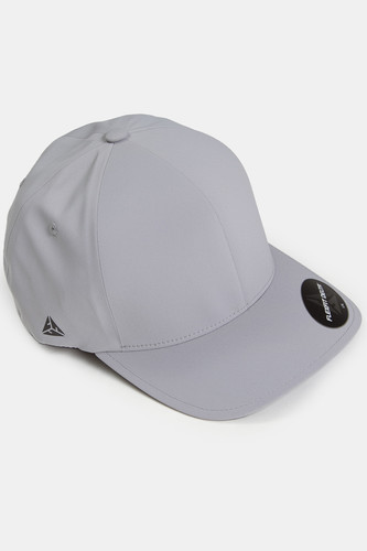 Бейсболка FLEXFIT Flexfit Delta (Silver, S/M) шапка footwork flexfit yupoong light grey