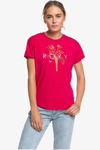 Женская футболка ROXY Epic Afternoon ERJZT04810 (CERISE (mqt0), XS)