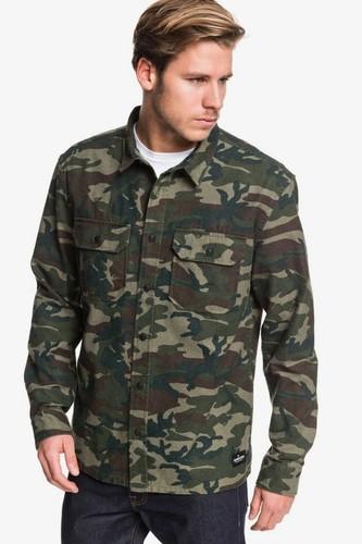 Куртка QUIKSILVER Kata Tjuta (CAMO (gpb6), M) сноубордическая куртка с капюшоном quiksilver