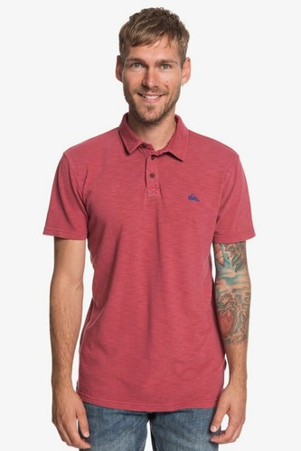 Рубашка поло QUIKSILVER Everyday Sun Cruise (BRICK RED (rqn0), S) шапка quiksilver planter racing red