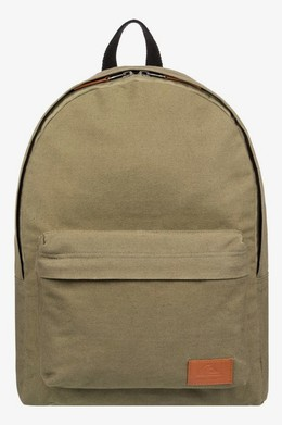 Рюкзак среднего размера QUIKSILVER Everyday Poster Canvas 25L BURNT OLIVE (gpz0) фото