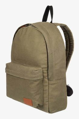 Рюкзак среднего размера QUIKSILVER Everyday Poster Canvas 25L BURNT OLIVE (gpz0) фото 2