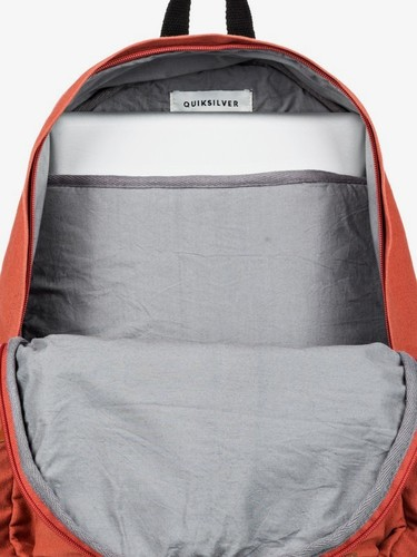 Рюкзак среднего размера QUIKSILVER Everyday Poster Canvas 25L REDWOOD (mnl0) фото 8