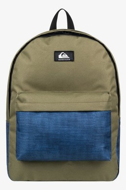Большой рюкзак QUIKSILVER Everyday Poster 30L BURNT OLIVE (gpz0) фото