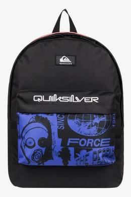 Большой рюкзак QUIKSILVER Everyday Poster 30L TRUE BLACK (kvj3) фото