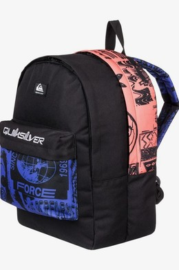 Большой рюкзак QUIKSILVER Everyday Poster 30L TRUE BLACK (kvj3) фото 2