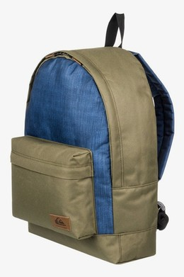 Рюкзак среднего размера QUIKSILVER Everyday Poster Plus 25L BURNT OLIVE (gpz0) фото 2