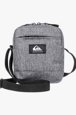 Сумка через плечо QUIKSILVER Magicall 2L LIGHT GREY HEATHER (sgrh) фото