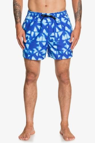 Мужские плавательные шорты QUIKSILVER Dye Check 15 (DAZZLING BLUE (ppm6), M)
