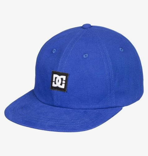БЕЙСБОЛКА DC SHOES DIED OUT NAUTICAL BLUE (bqr0) фото 4