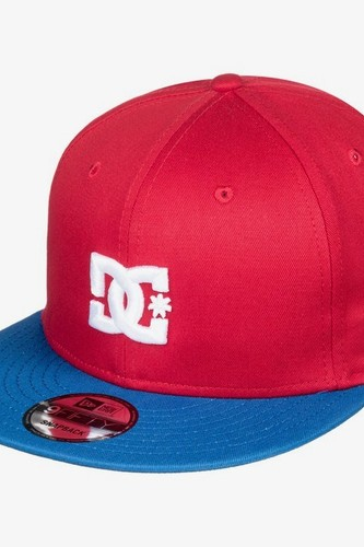 БЕЙСБОЛКА DC SHOES EMPIRE FIELDER (RACING RED (rqr0), O/S)