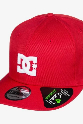 БЕЙСБОЛКА DC SHOES EMPIRE FIELDER REPREVE® (RACING RED (rqr0), O/S)