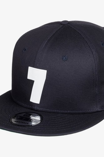 БЕЙСБОЛКА DC SHOES KALIS 9FIFTY (BLACK IRIS (btl0), O/S)