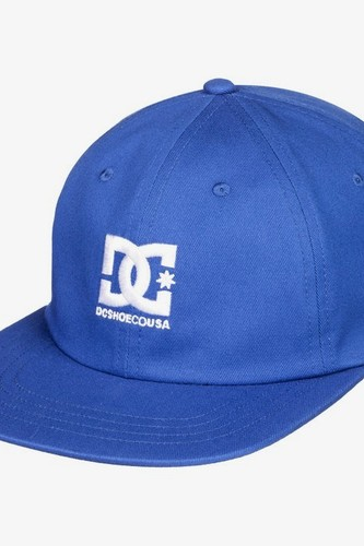 БЕЙСБОЛКА DC SHOES LOGO DECON (NAUTICAL BLUE (bqr0), O/S)