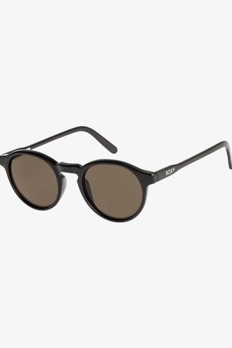 Женские солнцезащитные очки ROXY Moanna (SHINY BLACK GLITTERS/GREY (xkgs))