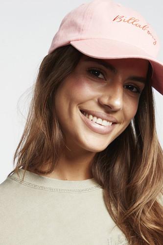 цена на Бейсболка женская Billabong Essential Cap (Gypsy Pink 3088, O/S)